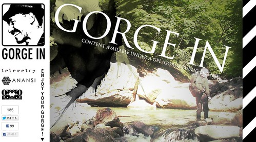 GORGE IN
