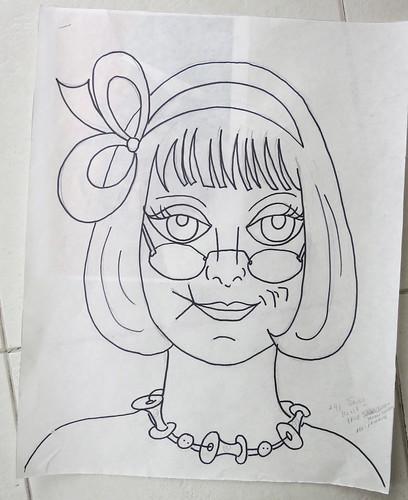 Lady #41 - Sandi