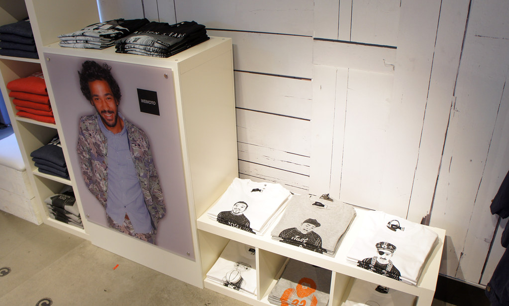 Citadium Display / Paris March 2013