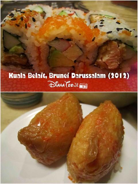 Excapade Sushi Kuala Belait 2012 03-1