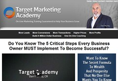 Target Marketing Academy by Dan Murray