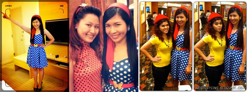singapore beauty blog sweetestsins by singapore beauty blogger patricia tee retro dnd company dinner hilton singapore
