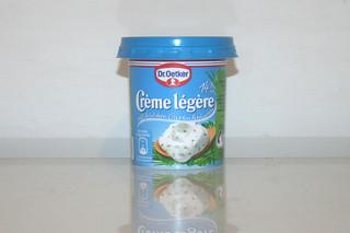 04 - Zutat Creme legere Kräuter / Ingredient creme legere with herbs