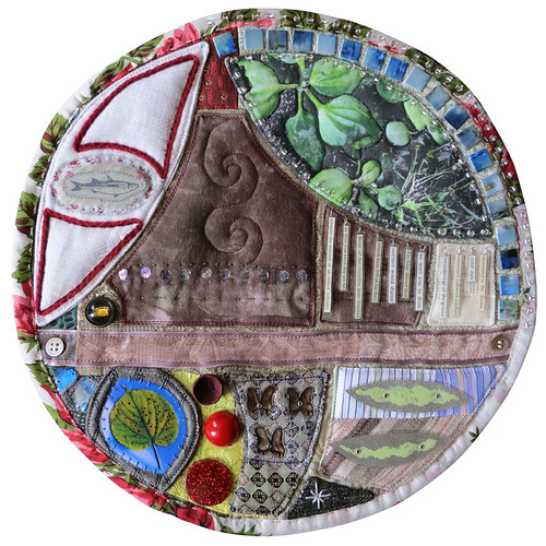 """For Embracing Slow Progress (Talisman Quilt #1)"""