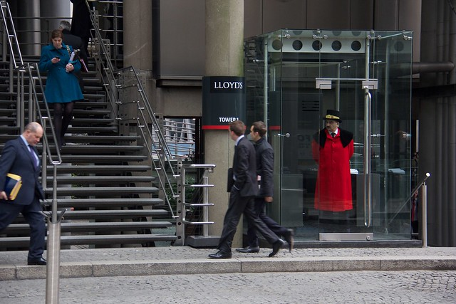 Lloyd's Bank Building