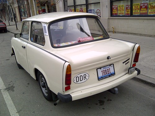 A Trabant in Chicago!