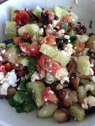 sunchoke-salad
