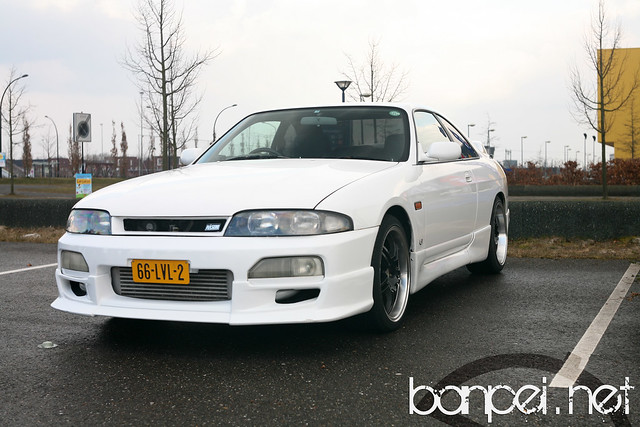 Wangan Warriors: Nissan Skyline BNCR33 by Hasemi