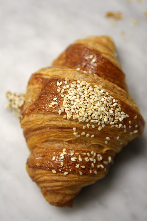 za'atar croissant