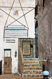 Synagogue, Fez, Morocco