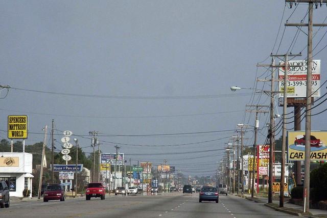N Myrtle Beach, SC (photo courtesy of Payton Chung)