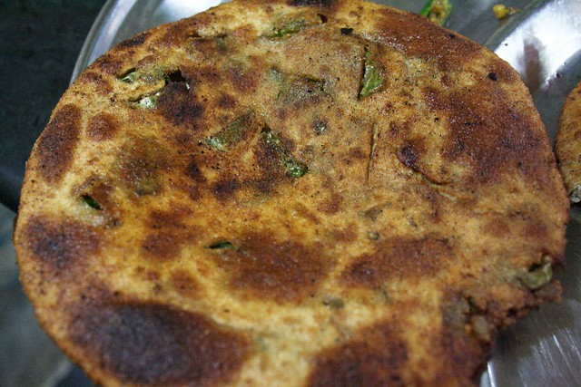 City Food - Parathas, Around Town