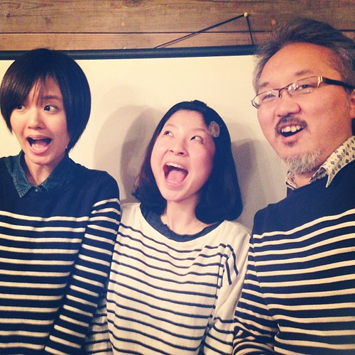 ボーダー組 #niigata #keiwa by shinyai