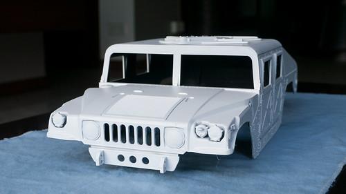 Tamiya Hummer P1270576