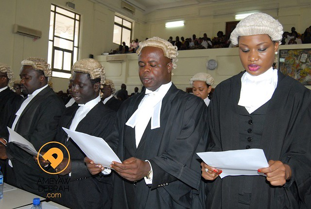 8643467029 ca8c631ef1 z From Fashion Police to Lawyer: Exclusive photos of Sandra Ankobiah joining the bar