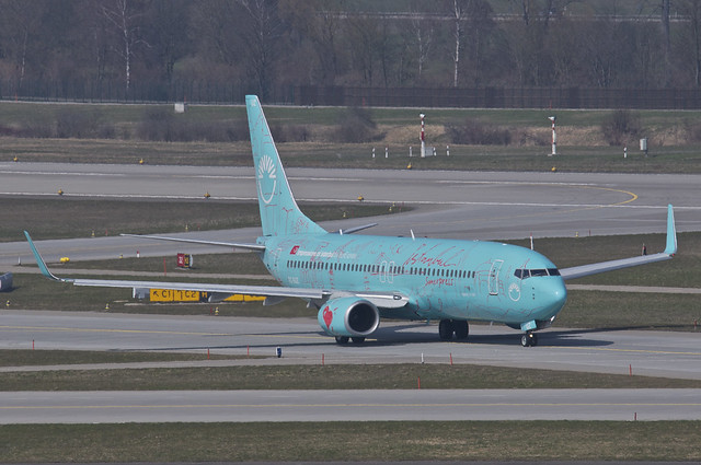 SunExpress Boeing 737-800; TC-SUZ@ZRH;01.04.2013/698bh
