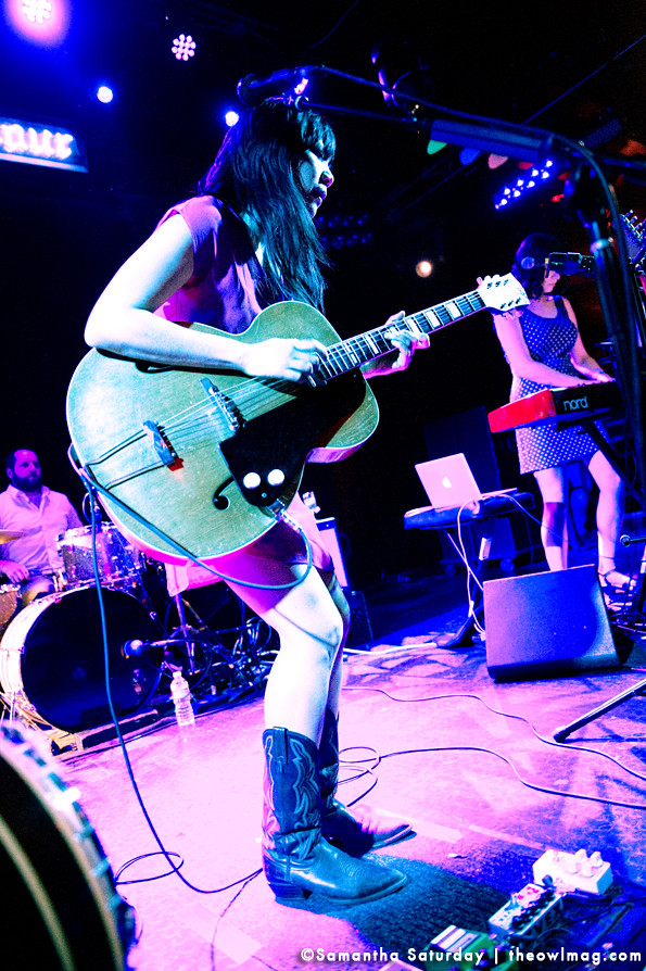 Thao and the Get Down Stay Down @ Troubadour, Hollywood 04-08-2013-05