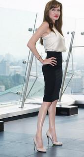 Angelina Jolie Camisole Vest Celebrity Style Women's Fashion
