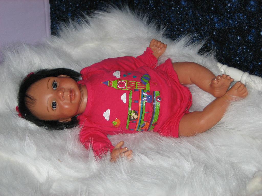 Sweet Pea Babies Nursery Beautiful Reborn Doll Felicia