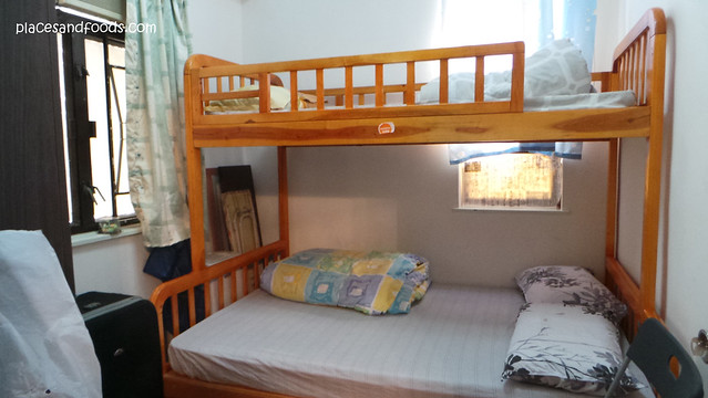 budget apartment hong kong room