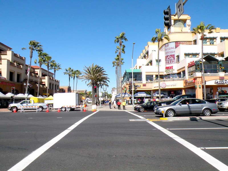 Huntington Beach Main Street