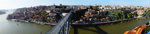 3 bridges panorama by *manuworld*