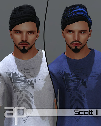 [Atro Patena] - Scott II / MWFW 2 0 1 3 by MechuL Actor