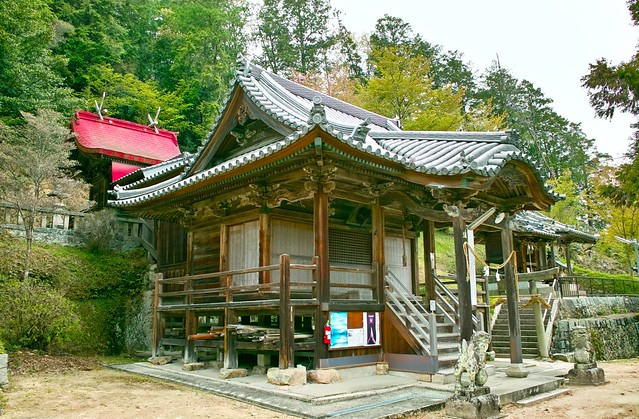 甲弩神社 #7