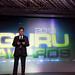 Larry Becker kicking off the Guru Awards