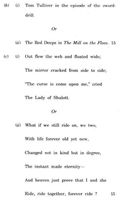 Research Topics in English Literature