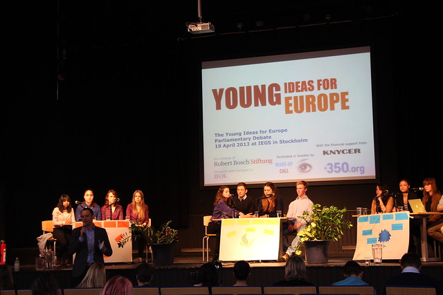 young ideas for europe « Wake-Up Call