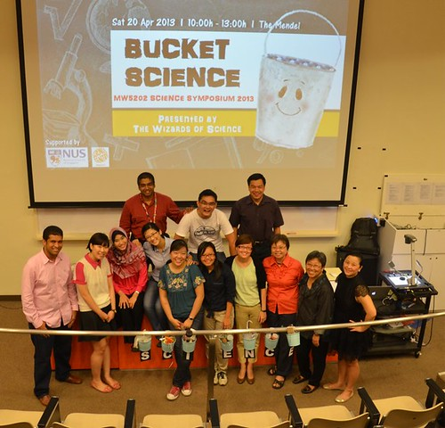 Bucket Science 2013!