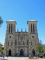 San Fernando Cathedral in San Antonio, TX