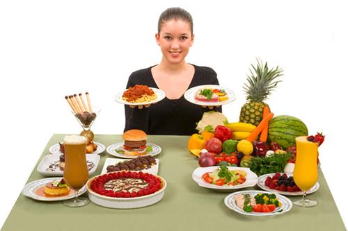 hubungan makanan dan usia