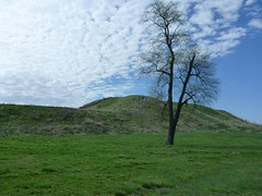 Cahokia Monk Mounds 2013