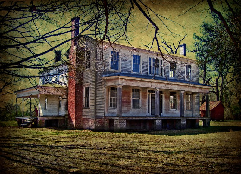 Mount Moriah:  A Study of One of the Last, Great Unrestored Antebellum Edgecombe County, NC                   Houses