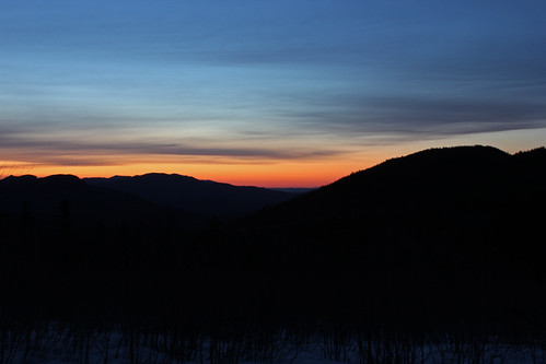 mountain color sunrise highway conway newhampshire whitemountains nh northconway kancamaugus