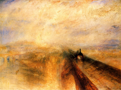 Rain, Steam and Speed – The Great Western Railway by J. M. W. Turner