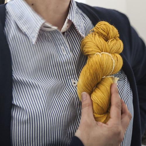 Yarn Adventures na Dona Agulha