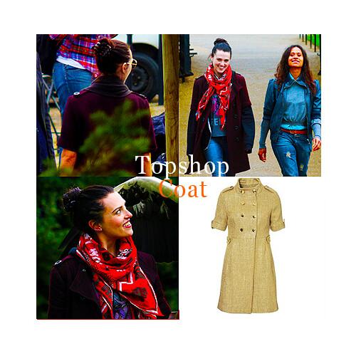 Topshop-coat
