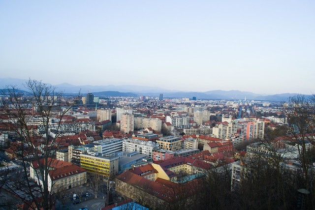 View from Ljubljana Castle | Ljubljana, Slovenia