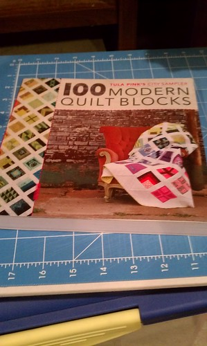 New book - aka I might do a sampler quilt. by aviva_hadas (Amy)
