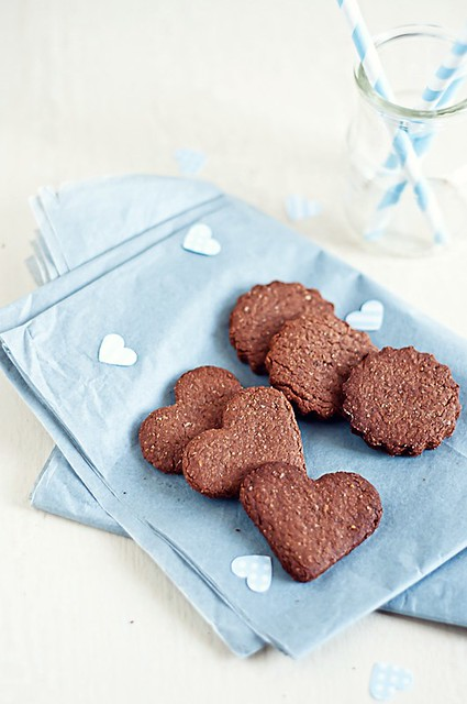 Veg Biscotti al Cacao
