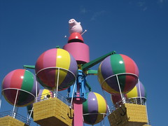 world, amusement park,