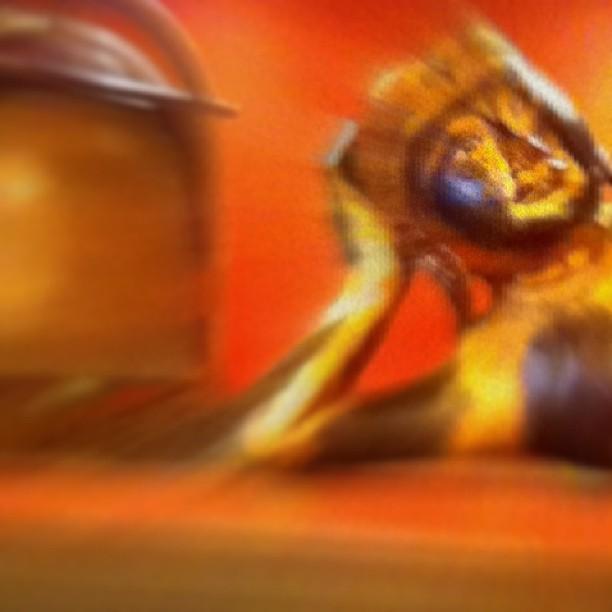#fmsphotoaday blurry @ Thai Chili Club in #yyc
