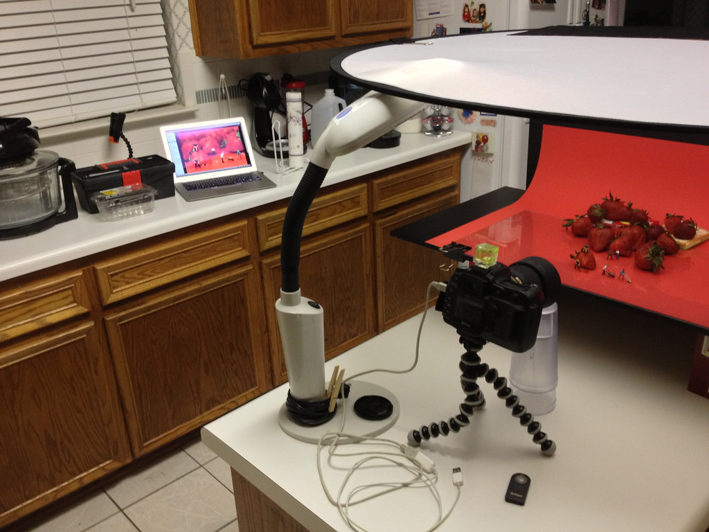 Berry Hard Work Setup (10/11)
