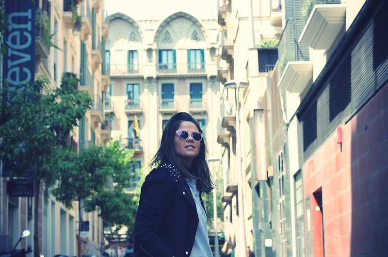 Look Green pants + Bomber + New Balance - Monicositas