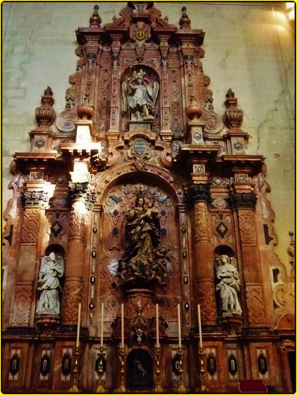 Iglesia del Sagrario,Sevilla,Andalucia,España