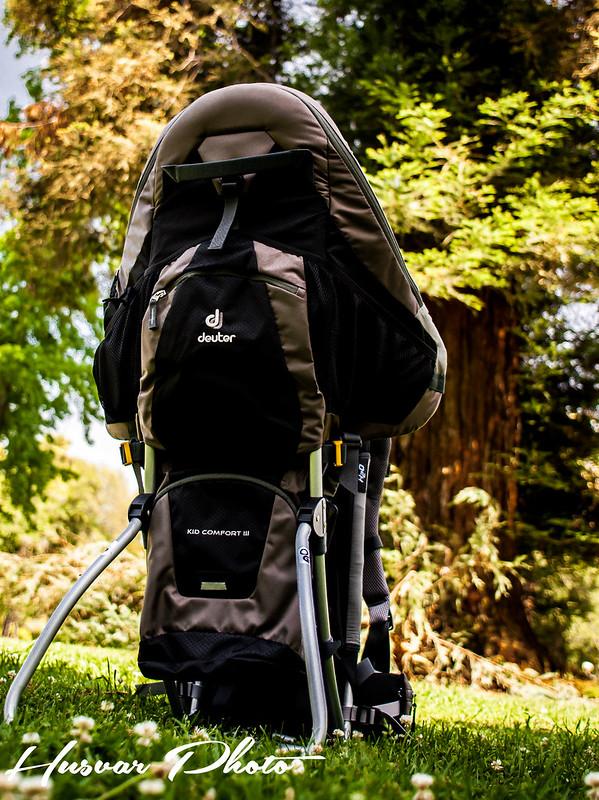 Deuter Kids Comfort Carrier III review husvar-photo