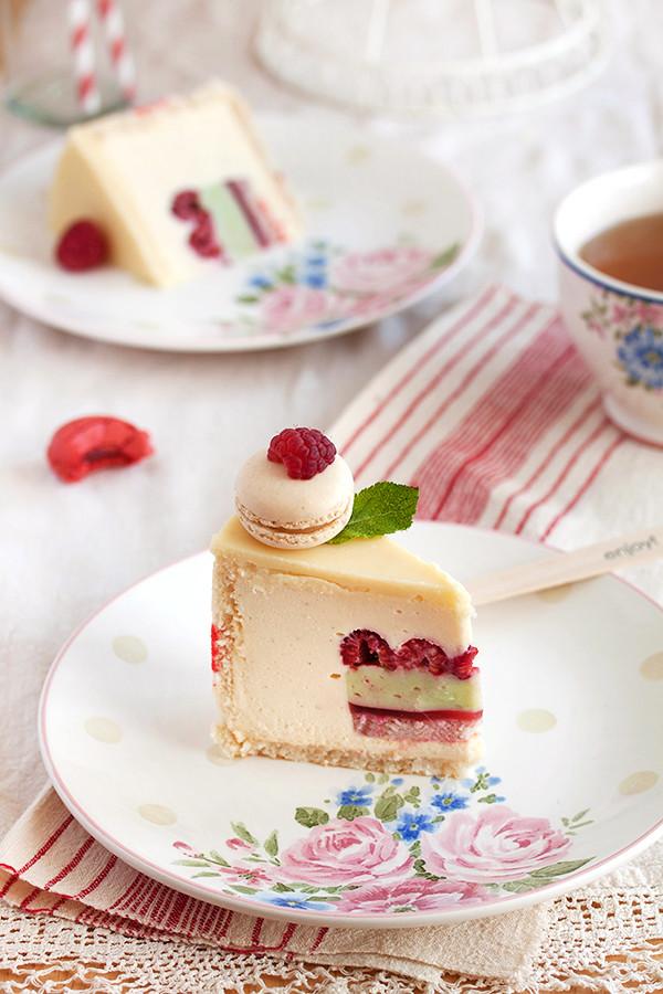 Primavera cake